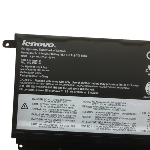 New original laptop battery for LENOVO ThinkPad S530