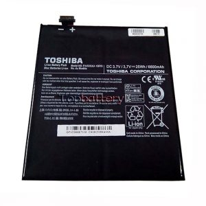 New tablet battery for TOSHIBA AT300