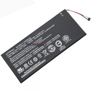New tablet battery for ACER Iconia One 7 B1-730,B1-730HD