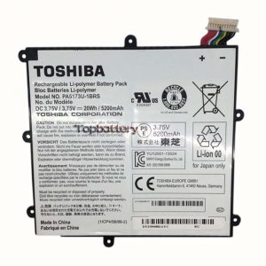 New tablet battery for TOSHIBA Encore WT8-A