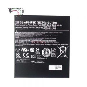 New tablet battery for Acer Iconia Tab A1-850