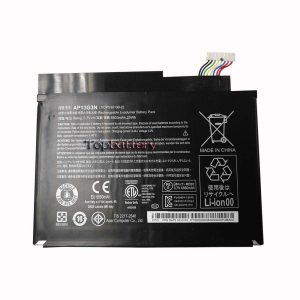 New tablet battery for Acer Iconia W3-810,W3-810P