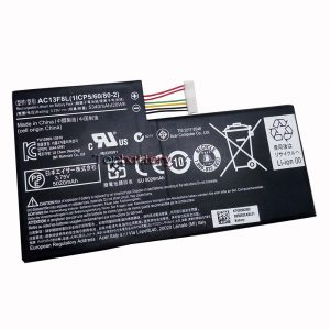 New tablet battery for ACER Iconia Tab A1-810