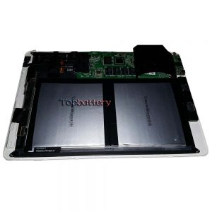 New tablet battery for Teclast X98 pro,X98 3G Air,X98 3G Air II