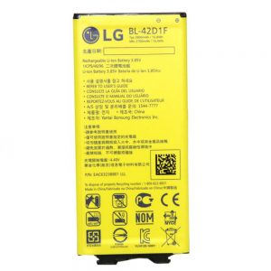New original phone battery BL-42D1F for LG G5,H820,H830,LS992,US992,H850,H858