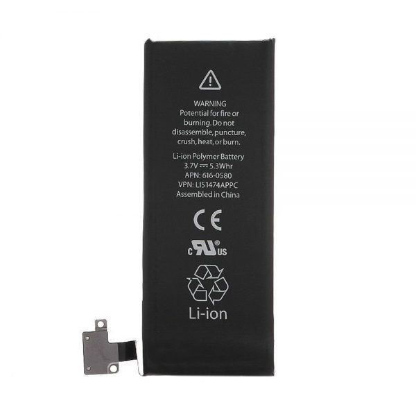 New original phone battery 616-0579,616-0580 for iphone 4s