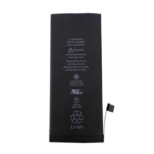 New original phone battery 616-00357 for iphone 8