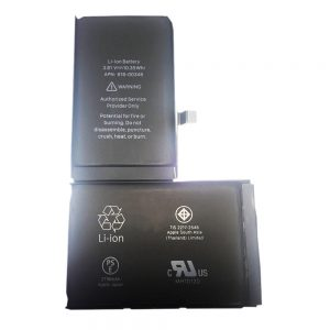 New original phone battery 616-00346,616-00347 for iphoneX