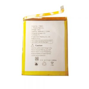 New original phone battery 178003 for Vernee M5