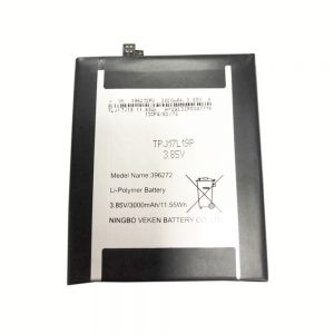 New original phone battery 396272 for Wiko Upulse