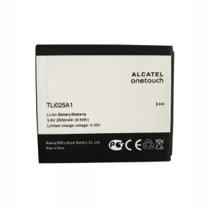 New original phone battery TLi025A1 for Alcatel onetouch POP 4