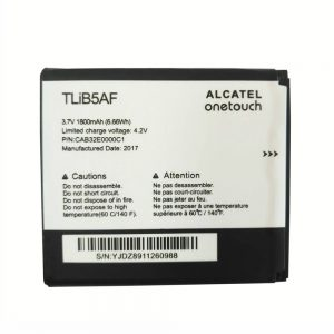 New original phone battery TLiB5AF for Alcatel onetouch OT997,5035