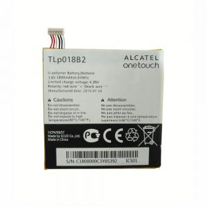 New original phone battery TLP018B2 for Alcatel onetouch OTS820,P606