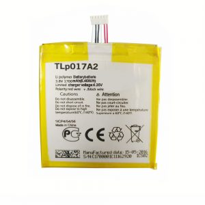 New original phone battery TLP017A2 for Alcatel idol mini,OT-6012A/D/E/W,TCLS530T,6014x