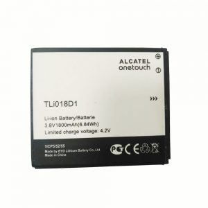 New original phone battery TLi018D1 for Alcatel onetouch 5038E,V696