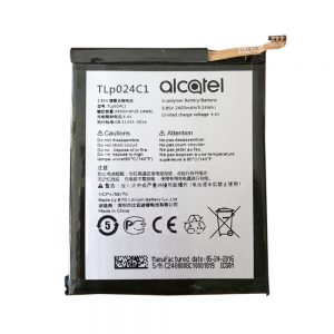 New original phone battery TLP024C1 for Alcatel,TCL 580
