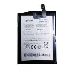 New original phone battery TLP020EC for Alcatel