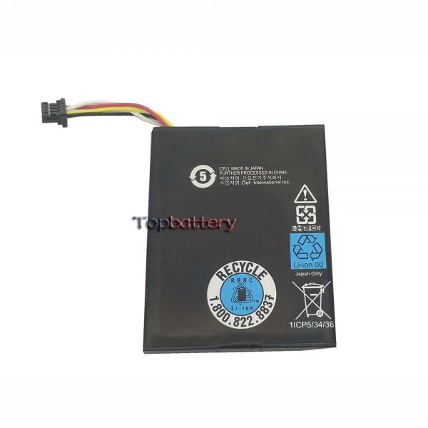 New battery for DELL PowerEdge R620,PowerEdge R720,PowerEdge R820
