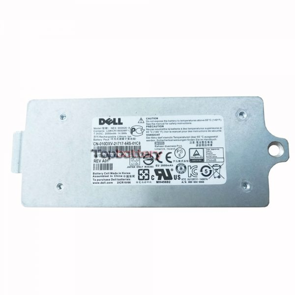 New battery for DELL MD3820F
