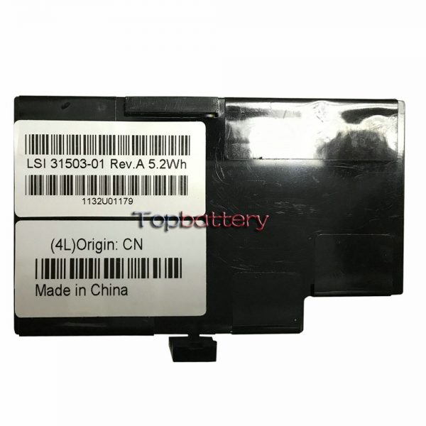 New battery for LSI 31503-01